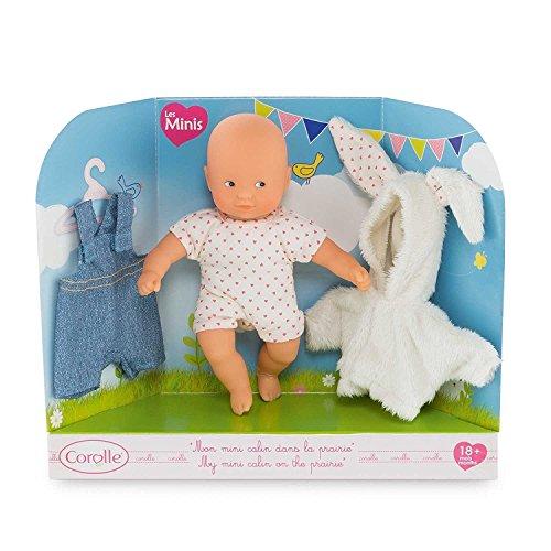 - Corolle My Mini Calin On The Prairie Doll Baby Doll