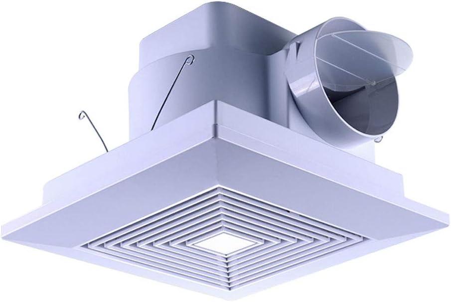 Moolo Ventilador de extracción, baño y Equipo de ventilación de Techo de Cocina