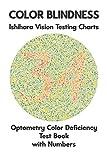 Color Blindness Ishihara Vision Testing Charts
