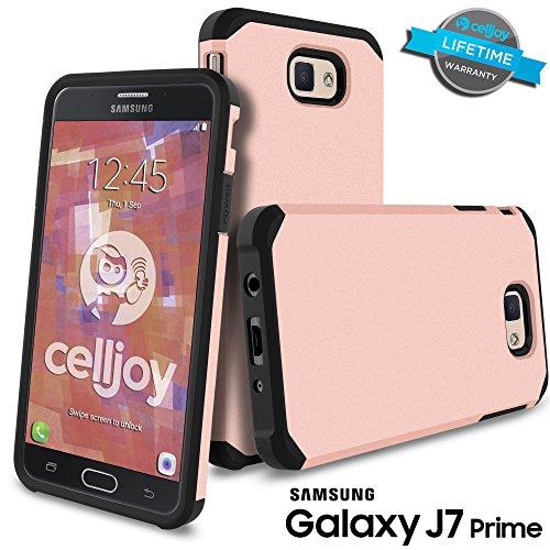 Slim Shockproof Case for Samsung Galaxy On7 (Black) - 4