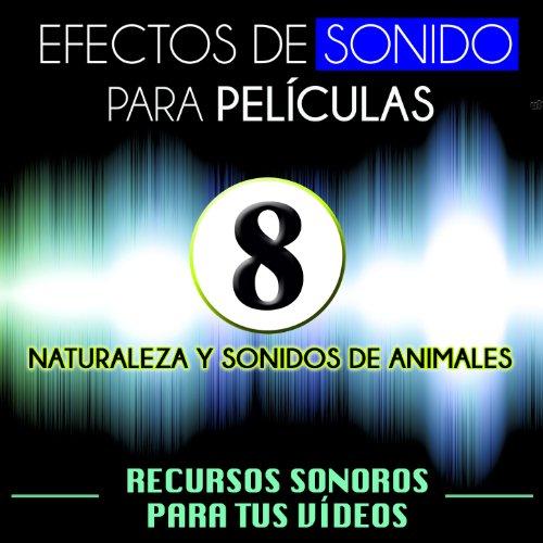 Efectos de Sonido para Películas. Recursos Sonoros para Tus Videos Vol. 8. Naturaleza