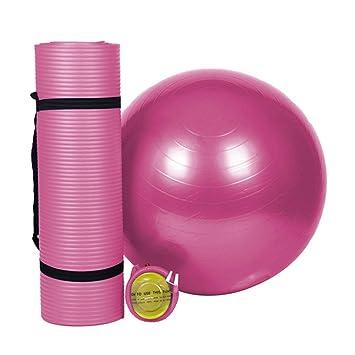 XGYUII Kit de Yoga Kit de 2 Piezas para Principiantes ...