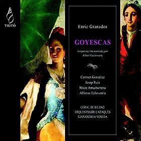 Amazon.com: Goyescas, Cuadro III, Escena 10: El Amor y la Muerte