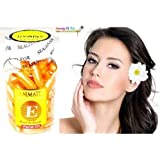 Animate Aloe Vera and Vitamin E Facial Oil for Acne/marks - 60 Soft Cel Capsules