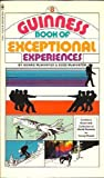 Guinness Book of Exceptional Experiences, N.and R. McWhirter, 0553137409