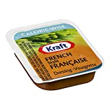 Kraft Calorie Wise French Dressing, 16mL Packets, 200 Count