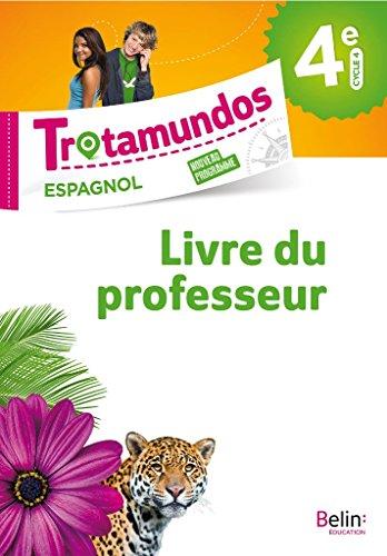Telecharger Espagnol 4eme 2017 Livre Du Professeur