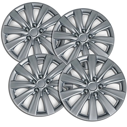 hub-caps-for-select-toyota-corolla-pack-of-4-16-inch-silver-wheel-covers