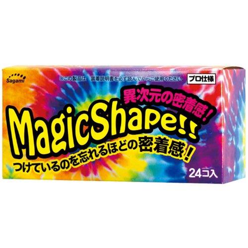 Magic Shape!! Condom (Shape Condoms)
