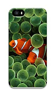 iPhone 5 5S Case Fish 3D Custom iPhone 5 5S Case Cover