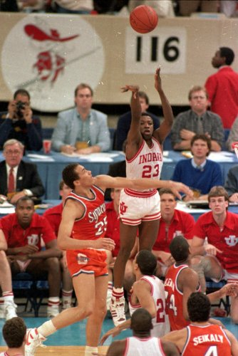 1987 Indiana Hoosiers (Hoosier Hysteria and 63 Other Dreams: A Game-by-Game Guide to the 1987 NCAA Tournament (March Madness Game-by-Game))