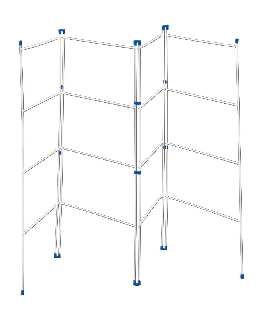Metaltex Richmond Traditional Folding Airer, 4 Sections 406207-014PK1 Cleaning_Laundry Laundry_Drying dryer