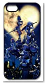 Video Game Kingdom Hearts Hard Case for Apple Iphone 5/5S Caseiphone 5-670