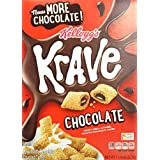 Kellogg's Krave Chocolate Cereal, 11.4 Ounce