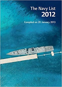 The Navy List 2012 by Great Britain: Ministry of Defence (Navy) (2014-02-28)