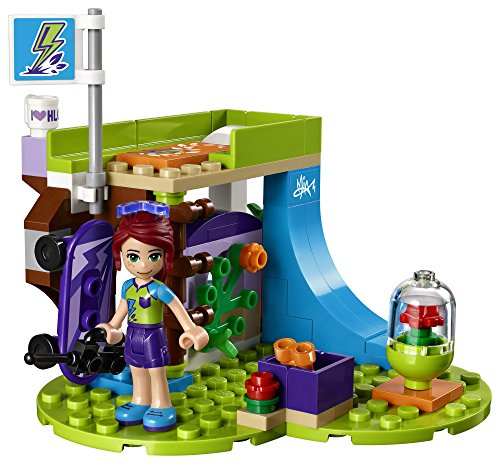 LEGO Friends Mia's Bedroom 41327 Building Kit (86 Piece)