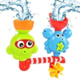 NextX Baby Bath Toys, Summer Toys for Kids,Bathtime Fun Water Toys for 1 - 4 Years Old