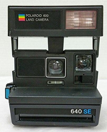 Polaroid 640SE Autofocus Instant Land Camera