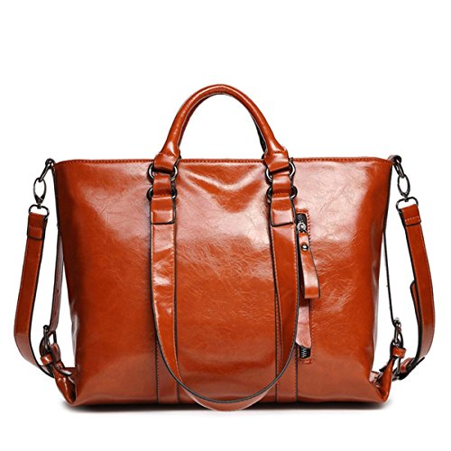 Women Leather Crossbody Bag Handbag Shoulder Bag Hobo Satchel Tote Messenger