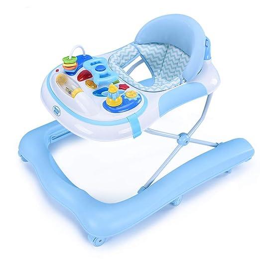Mai Dou Andador para Bebés | Coche Infantil Multifuncional ...