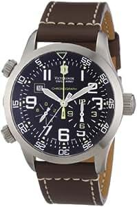Victorinox Swiss Army Men's 241380 AirBoss Mach 3 Black Dial Watch