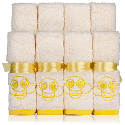 Travel Babeez SUPER SOFT Washcloths product image