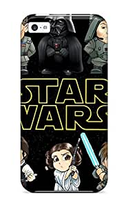 6691640K33469935 For Iphone 5c Tpu Phone Case Cover(star Wars)