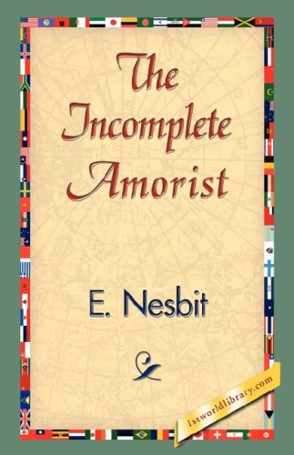 Download The Incomplete Amorist ebook