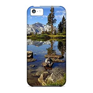 New Arrival Premium 5c Case Cover For Iphone (nature)