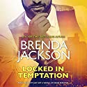 Locked in Temptation: The Protectors Audiobook by Brenda Jackson Narrated by Ron Butler