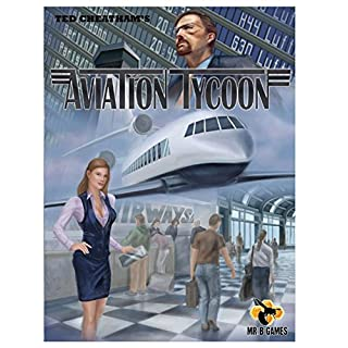 Mr. B Games Aviation Tycoon
