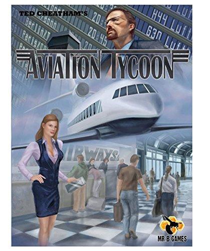 Mr. B Games Aviation Tycoon