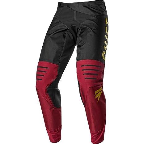 Amazon.com: Shift Racing 3lack Muerte LE - Pantalones de ...