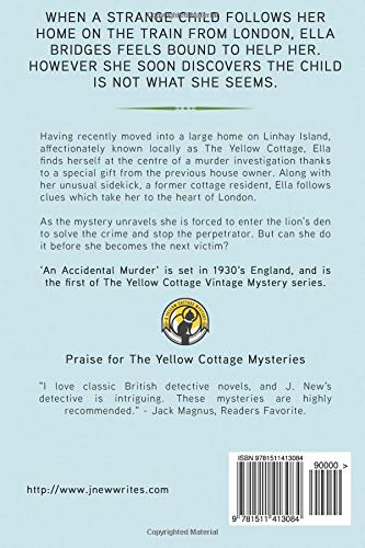 An Accidental Murder: A Yellow Cottage Vintage Mystery