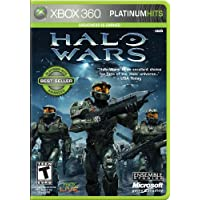 Halo Wars Xbox 360 English Ntsc Dvd Platinum Hits
