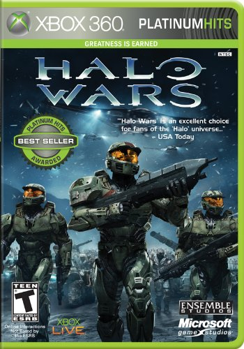 Halo Wars - Xbox 360 (Platinum ()