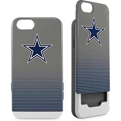 best service 4c56a fcb09 Amazon.com: Skinit NFL Dallas Cowboys iPhone 6/6s Wallet Case ...