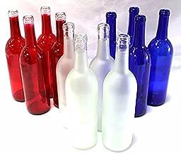 Home Brew Ohio Multi-Colored Bottles For Bottle Trees-Elite Variety