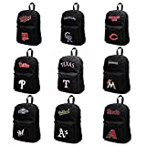 MLB Officially Licensed Sprint Black Backpack