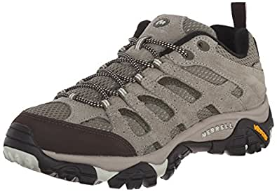 Merrell Women's Moab Ventilator Hiking Shoe, Granite, 6 M US