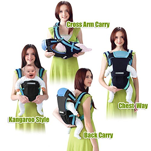 Buy Zorro Mall Infantino Fusion Flexible Position Baby Carrier Pink