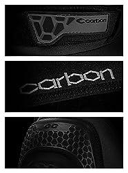 Carbon CC Paintball Knee pads - Pro level