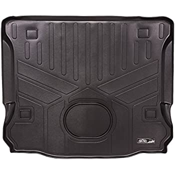 maxtray all weather cargo liner floor mat black for jeep wrangler unlimited