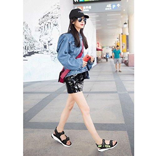 Femme Confortable Sandales 6 0 Chaussons Été Femme Mode Chaussures Léger Et Taille 7Z5R16xn