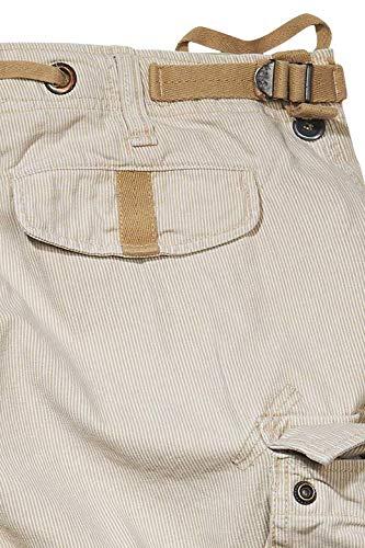 B Industry 3 Beige Brandit Pantalon 2003 4 Pinstripe eCBdxorW