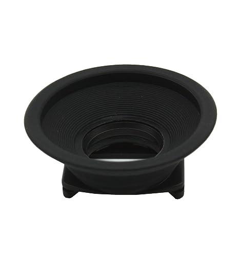 Generic universal Rubber Eyecup Visor Ocular para Nikon D3000 ...