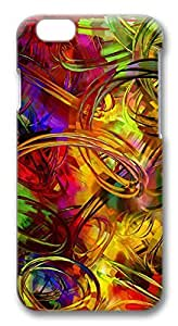ACESR Coolest iPhone 6 Cases, Circular Painting PC Hard Case Cover for Apple iPhone 6 (4.7 INCH) - 3D Design iPhone 6 Case