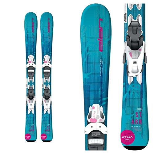 Elan Starr Kids Skis with EL 7.5 Bindings - 150cm