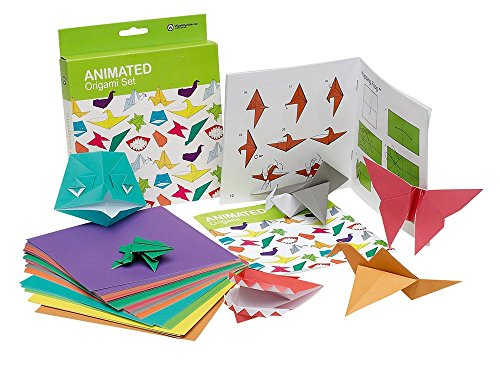 (NPW Origami Kit, Animated)