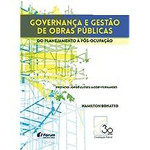 Governança e gestão de obras públicas